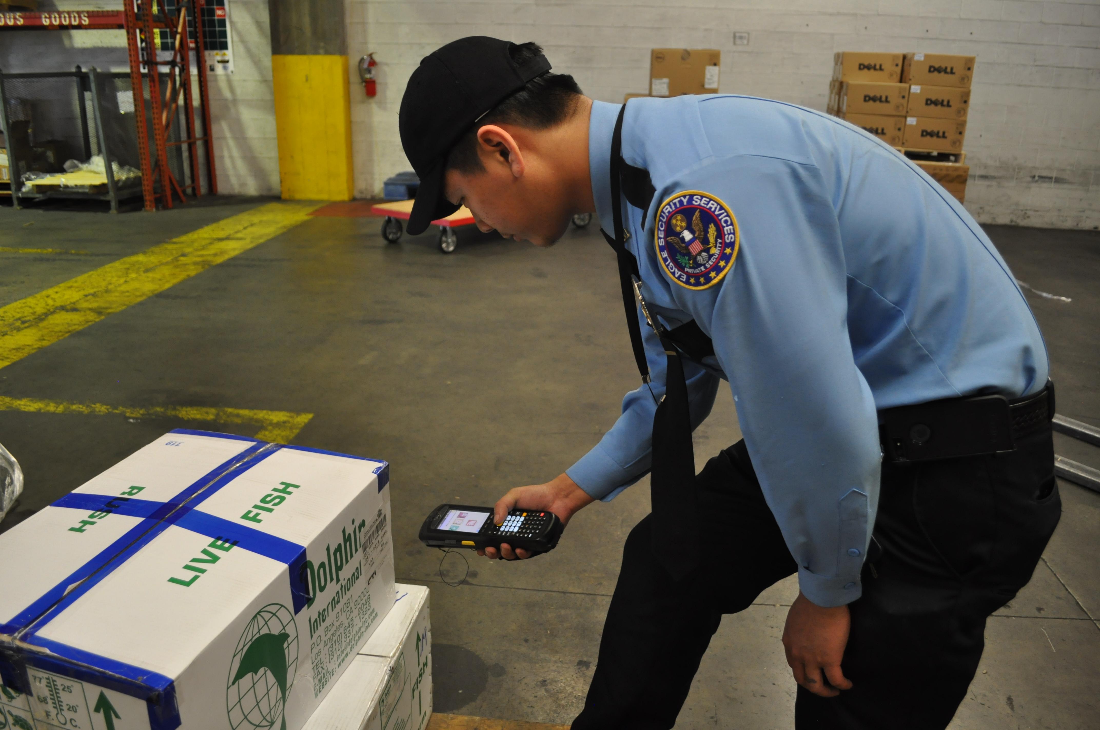 Air Cargo Terminal Security & Air Cargo Inspection